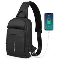 Однолямочный рюкзак Mark Ryden MR7618